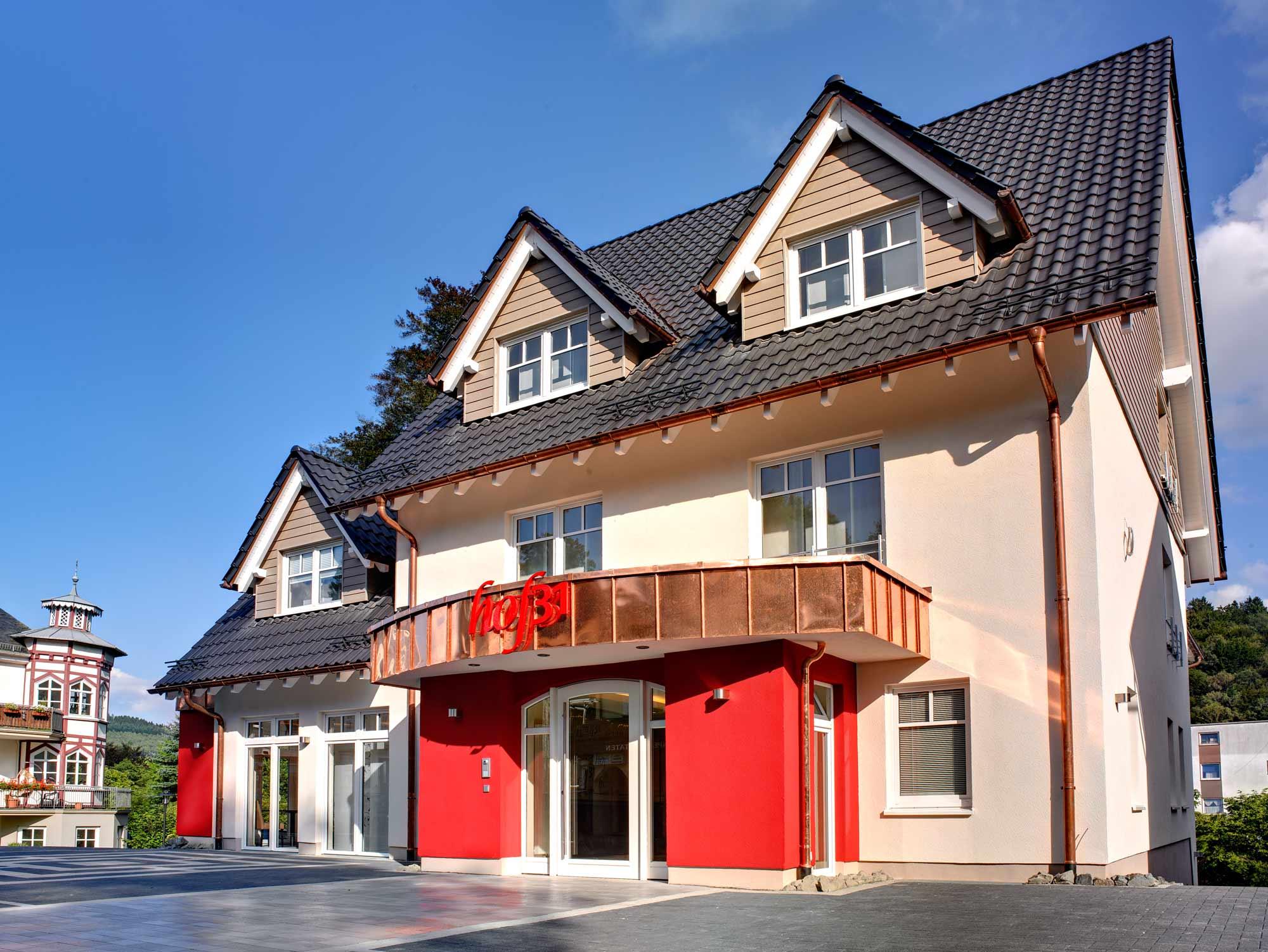 Hotel Garni HOF31